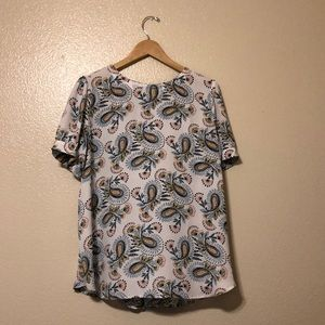 Short Sleeve Loft T-Shirt